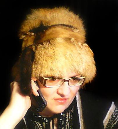 шитьё, шапка.